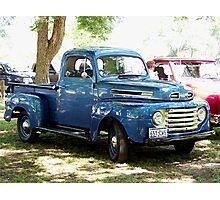 1948 Ford Pick Up Truck Photographic Print