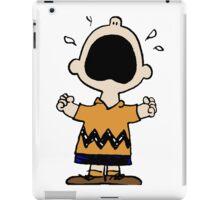 Charlie Brown Cries iPad Case/Skin