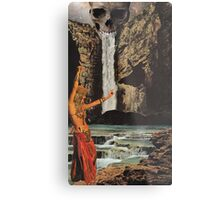 Dances with Death Metal Print