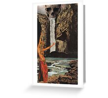 Dances with Death Greeting Card