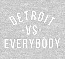 detroit vs everybody Kids Clothes