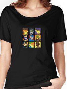 Fun pop Women's Relaxed Fit T-Shirt