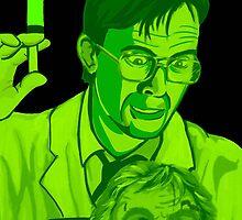 reanimator green tone by gjnilespop