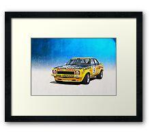 Brock - Sampson L34 Torana Framed Print