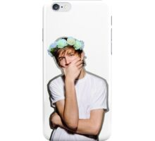 Bo Burnham Flower crown iPhone Case/Skin