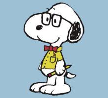Snoopy nerd T-Shirt