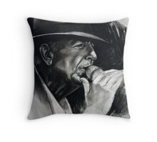 i'm your man. Throw Pillow