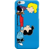 Lucy and Schroeder iPhone Case/Skin