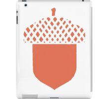 Peach Acorn iPad Case/Skin
