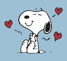 Snoopy Love by Francerost