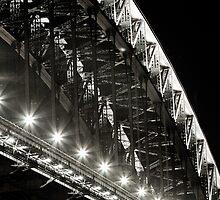 Sydney Harbor Bridge by James Hughes