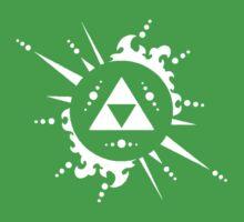 Legend of Zelda Triforce by lbrandonl