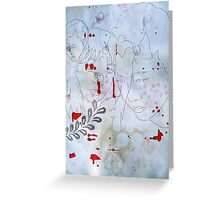 Serendipity Greeting Card