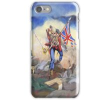 bond street trooper iPhone Case/Skin