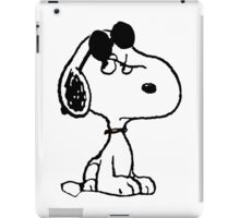 Snoopy Joe cool iPad Case/Skin