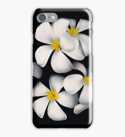Plumeria iPhone Case/Skin