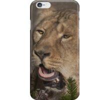 ... a flexible tongue :-) iPhone Case/Skin