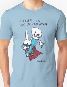 Love Is My Superpower Returns T-Shirt