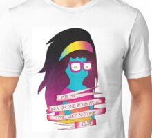 one boob at a time Unisex T-Shirt