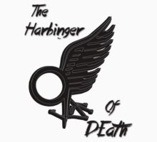 The Harbinger Of Death by MadManHolleran