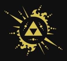 Legend of Zelda Triforce by lbrandonl