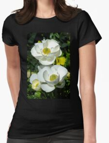 Country Garden Toowoomba, Qld, Australia Womens Fitted T-Shirt