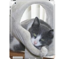 ~ don't worry, it's more comfy than it looks ~ iPad Case/Skin