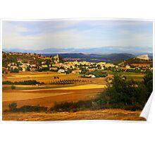 Saint Michel l'Observatoire Poster