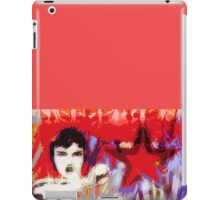 The hammer and sickle revolution iPad Case/Skin