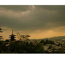 kyoto   Photographic Print