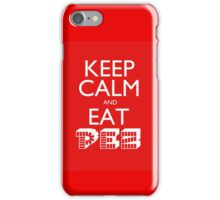 Keep Calm and Eat PEZ iPhone Case/Skin