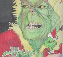 The Grinch by Dylan Mazziotti