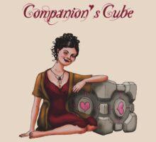 Companion's Cube T-Shirt
