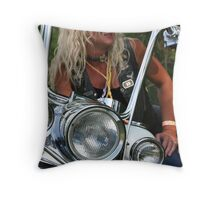 Tracey Abate Party 2008 Throw Pillow