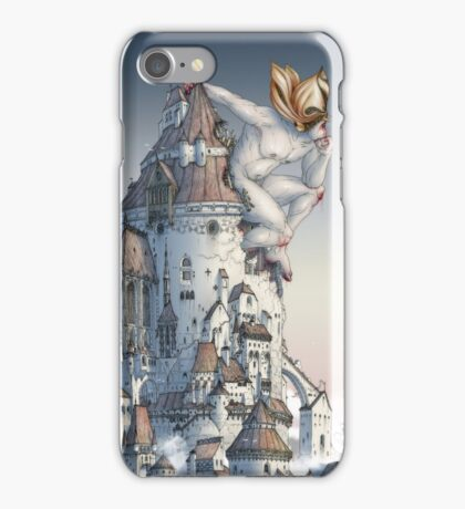 The Tower is Taken iPhone Case/Skin