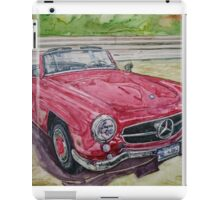 1962 Mercedes Benz 190SL iPad Case/Skin