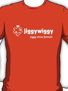 Jiggywiggy - Jiggy Since Forever White T-Shirt