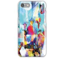 Psychmaster Ice Crystals 101 iPhone Case/Skin