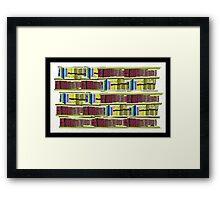 Know Ledge Framed Print