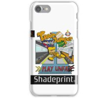 Train Jumper. (Jewel Case Sleeve) [FRONT]. iPhone Case/Skin