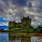 Eilean Donan by Kenart