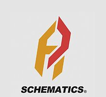 Schematicai Logo. by shadeprint