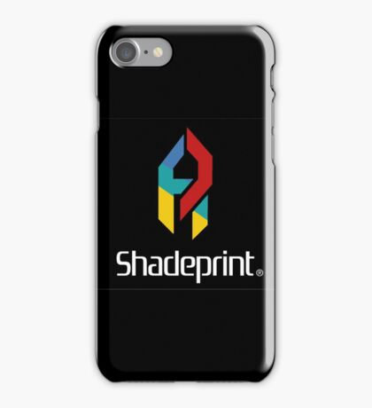 Play Shadeprint Logo iPhone Case/Skin