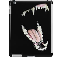 Wolf Teeth iPad Case/Skin