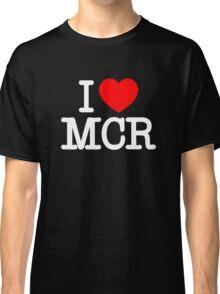 I Love Manchester Classic T-Shirt