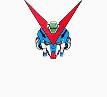 Gundam head - blue Unisex T-Shirt