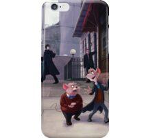 Baker Street V2 iPhone Case/Skin