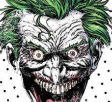 Arkham City Asylum Sticker