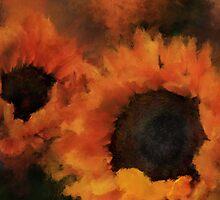 Sunflower Magic by Ann Garrett