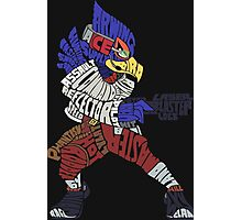 That Ain't Falco! | Falco Typography Photographic Print